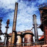 Bethlehem Steel Ruins, Бетлехем