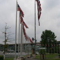 Flag Plaza, Rochester, PA, Бивер