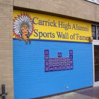 Carrick High School Sports Walk, Брентвуд