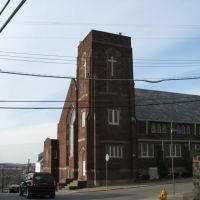 Spencer Methodist Episcopal Church, Carrick, PA, Брентвуд