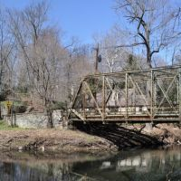 Old Bridge. Spring Time., Брин-Атин