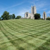 Bryn Athyn Cathedral of The General Church of the New Jerusalem, Pennsylvania, Брин-Атин