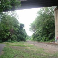 Schuylkill River Trail - The trail that DOES exist, Вайомиссинг