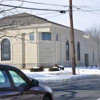 Oheb Shalom Synagogue, Вайомиссинг