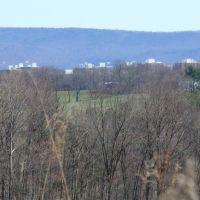 Penn State From Up Top & Afar, Вайомиссинг-Хиллс