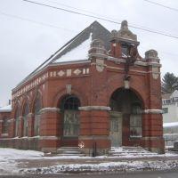 Old Industrial Depot, Washington, PA, Вашингтонвилл