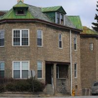Odd Shaped House, Вашингтонвилл
