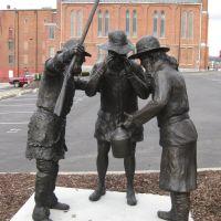 """Whiskey Rebellion"" by Alan Cottrill, Вашингтонвилл"
