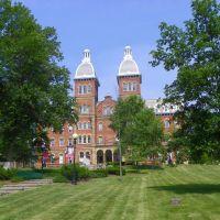Washington and Jefferson College, Washington, Washington County, Pennsylvania, Вашингтонвилл
