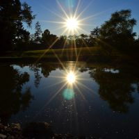 As the Sun is Setting, Вашингтонвилл