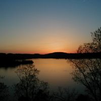 Blue Marsh Sunset, Вернерсвилл