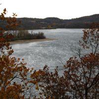 Blue Marsh in autumn, Вернерсвилл