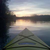 Kayak Sunset, Вернерсвилл