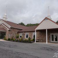 Hillside Christian Church, Вернерсвилл