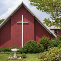 St. Albans Episcopal Church, Вернерсвилл