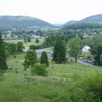 Overlooking Milesburg PA, Вестмонт
