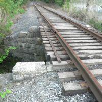 RR Bridge over Logans Branch, Вилкес-Барр