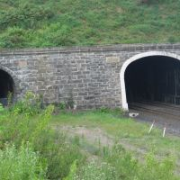 Gallitzin Tunnels, Галлицин