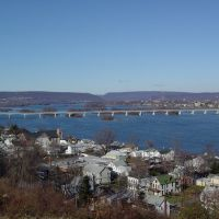 Susquehanna River, Harrisburg, PA, Гаррисберг