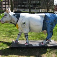 Science Cow (2), Гаррисберг