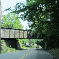 RR Overpass, Грин-Три