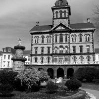 Danville State Insane Asylum, Данвилл