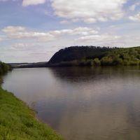 Susquehanna River at Danville PA, Данвилл