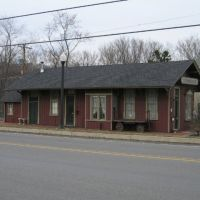 Danville Depot, Данвилл