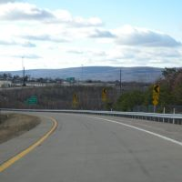 Roosevelt Hwy to Rt 380 Connector, Данмор
