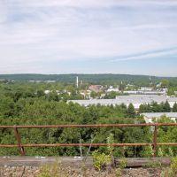 Downingtown, from the High Bridge, Даунингтаун