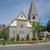 Former Baptist Church (1886), Даунингтаун