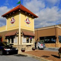 Coppertown Espresso & Smoothie, Historic Lincoln Highway, 49 West Lancaster Avenue, Downingtown, PA, Даунингтаун