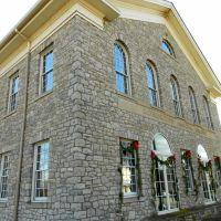 Downington Municipal Building, Historic Lincoln Highway, West Lancaster Avenue, Downingtown, PA, Даунингтаун