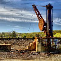 Rail Road Crane, Даунингтаун