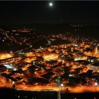 Johnstown night full moon, Джонстаун