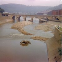 JOHNSTOWN FLOOD OF 19-20 JULY 1977, Джонстаун
