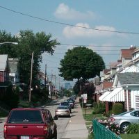 Philadelphia Avenue in Dormont, Дормонт