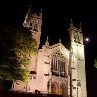 Mount Lebanon United Presbyterian Church at Night, Дормонт