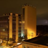 Mt. Lebanon Building and Lightning, Дормонт