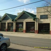Crafton Volunteer fire Dept and Hall, Инграм