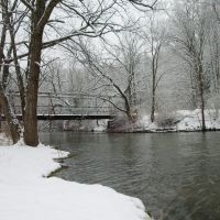 Spring Creek, Benner Twp PA, Ист-Бервик