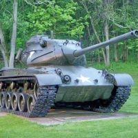 Tank, Ист-Вашингтон