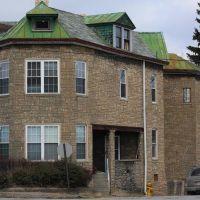 Odd Shaped House, Ист-Вашингтон