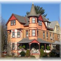 Lansdowne Park Historic District, Ист-Лансдаун