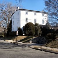 Jacob Lobb House, Built 1858, Albermarle Ave, Lansdowne, PA, Ист-Лансдаун