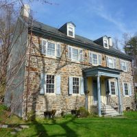 Joseph Cruikshank House 1778, Ист-Лансдаун
