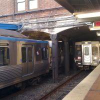 Market-Frankford Line @69th Street Transportation Center, Ист-Лансдаун