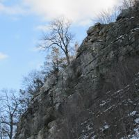 Cliffs below Buzzard Roost, Ист-Проспект