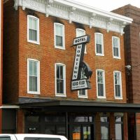 Hotel Hometown, Historic Lincoln Highway, Wrightsville, PA, Ист-Проспект