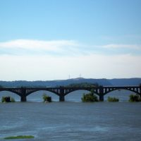Bridge over the Susquehanna River, Ист-Проспект